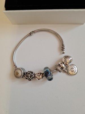 Pandora Srebrne bransoletki srebrny