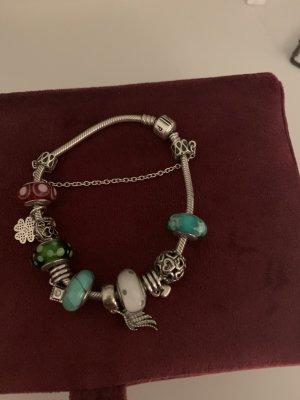 Charm Bracelet silver-colored