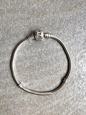 Pandora Charm Bracelet silver-colored real silver