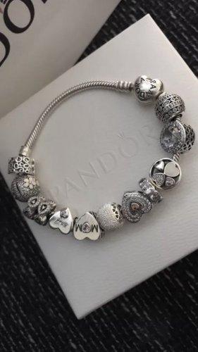 Pandora Bracelet silver-colored