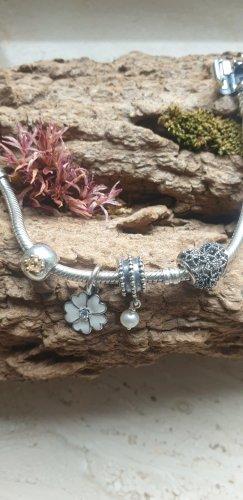Pandora Bracelet silver-colored-gold-colored