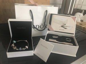 Pandora Armband mit 9 Elemente