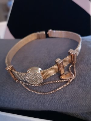 PANDORA Armband Rose 20cm   + Charms