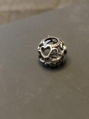 Pandora Bead pave Silber