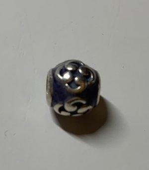 Pandora Dije color plata-lila