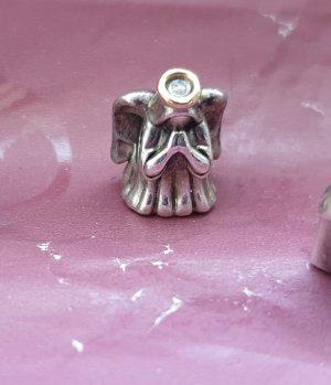 Pandora Braccialetto sottile argento-oro