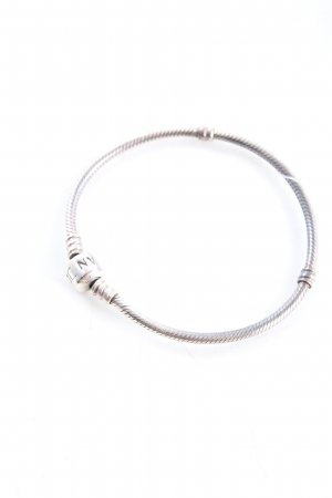 Pandora Bettelarmband silberfarben Casual-Look