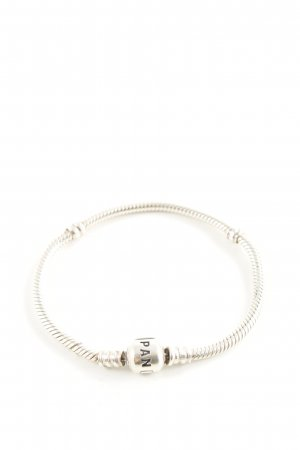 Pandora Charm Bracelet silver-colored casual look