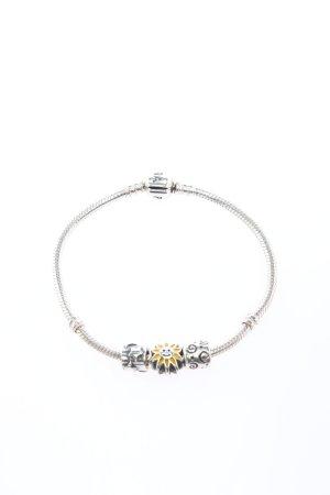 Pandora Charm Bracelet silver-colored casual look
