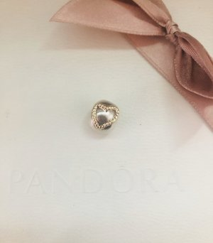 Pandora Bedel goud-zilver