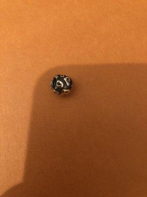 Pandora Buchstabe P bicolor (