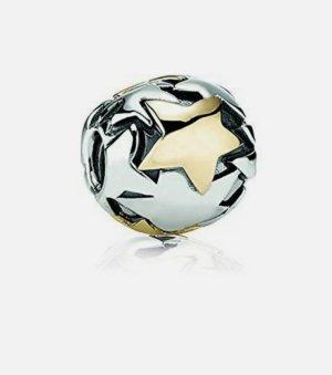 Pandora Pulsera color plata-color oro