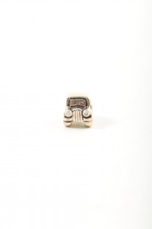 Pandora Charm gold-colored casual look