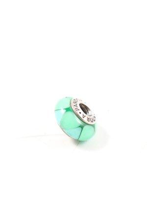 Pandora Charm grün-blau Casual-Look