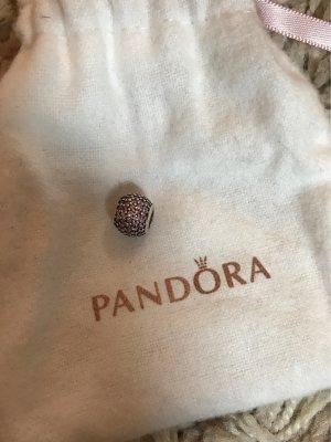 Pandora Breloque argenté-rose