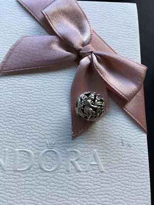 Pandora Charm silver-colored metal