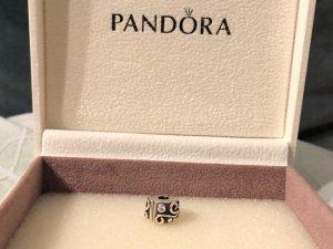 Pandora Breloque argenté-rose clair