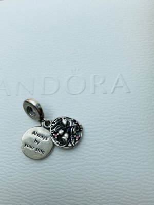 Pandora Breloque argenté-violet