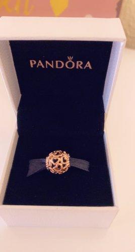 Pandora Charm rose-gold-coloured