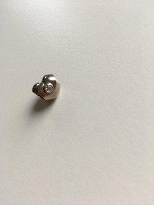 Pandora Ciondolo argento-grigio chiaro