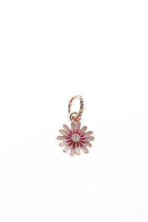 Pandora Dije color oro-rosa look casual