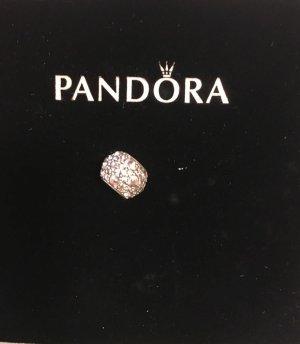 Pandora Ciondolo rosa chiaro Metallo