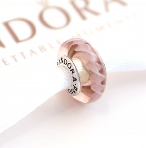 Pandora Charm * Rosa Murano - ZickZack*