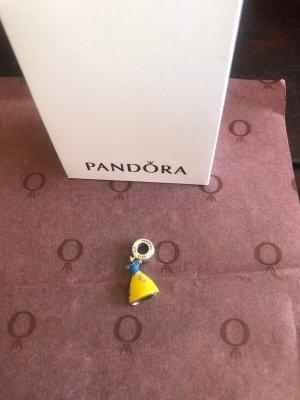 Pandora Dije amarillo-azul