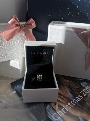 Pandora Bedel zilver Zilver