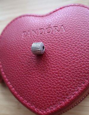 Pandora Clip mit Zirkoniasteinen