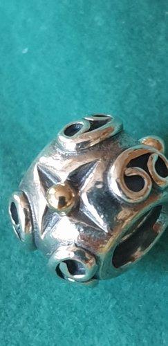 Pandora Charm silver-colored-gold-colored