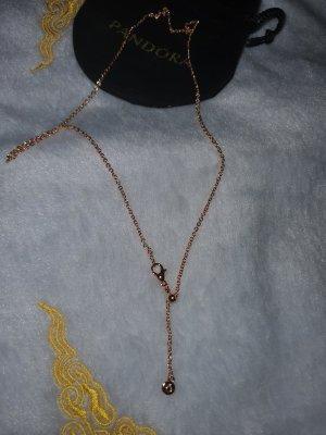 Pandora Gliederkette aus vergoldetem Sterling Silber