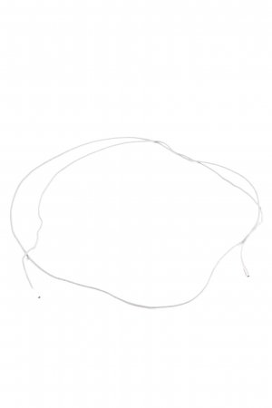 Pandora Halskette hellgrau-silberfarben Casual-Look