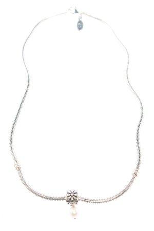 Pandora Halskette silberfarben Elegant