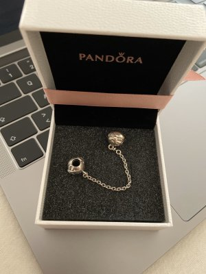 Pandora Charm silver-colored