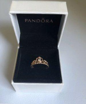 Pandora Krone Tiare Ring  Stein Zirkonia rosegold Neu