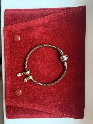 Pandora Armband bruin