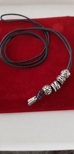 Pandora Necklace black
