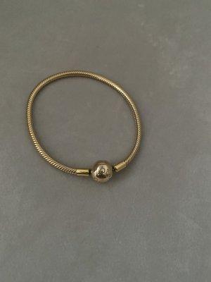 Pandora Braccialetto sottile oro