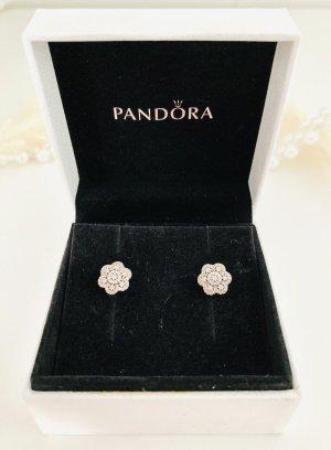 Pandora Ohrringe Silber