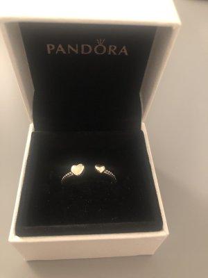 Pandora Anello d'argento crema-argento