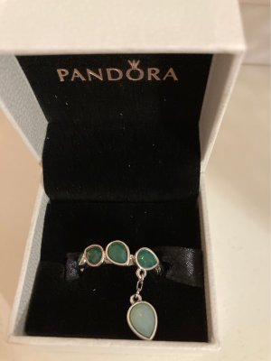 Pandora Pierścionek z ozdobnym kamieniem Wielokolorowy