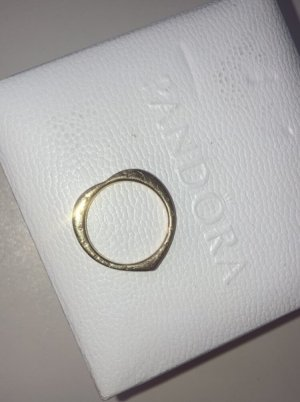 Pandora Złoty pierścionek złoto