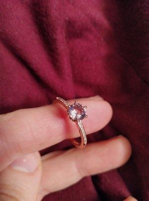 Pandora Ring Krone Rosegoldfarben