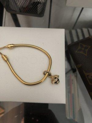 Pandora Shine Charm Biene 18 Karat Gold