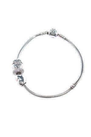 Pandora Bracelet en argent argenté élégant
