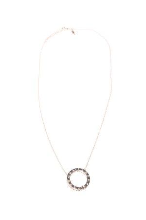 Pandora Silberkette goldfarben Casual-Look