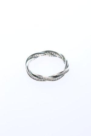 Pandora Anillo de plata color plata elegante