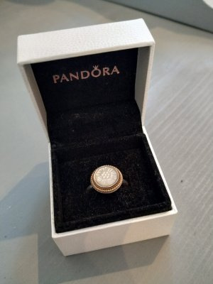 Pandora Silver Ring silver-colored-gold-colored