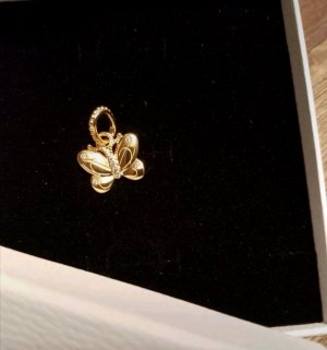 Pandora Charm gold-colored